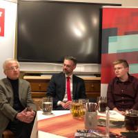 Veranstaltung zum Thema; Ist die SPD noch sexy